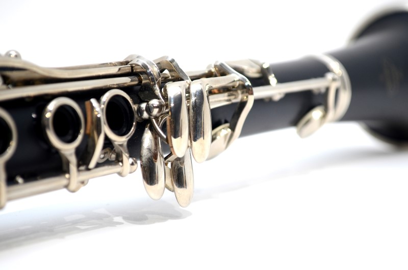 "Buffet Crampton Paris B12 Bb Student Clarinet  .577"" Bore No Case>"