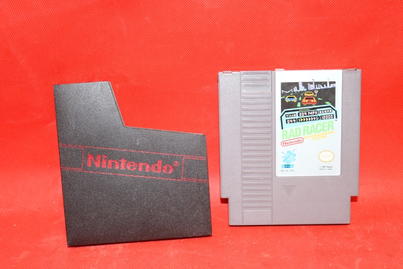 Nintendo NES - Rad Racer - Cart Only