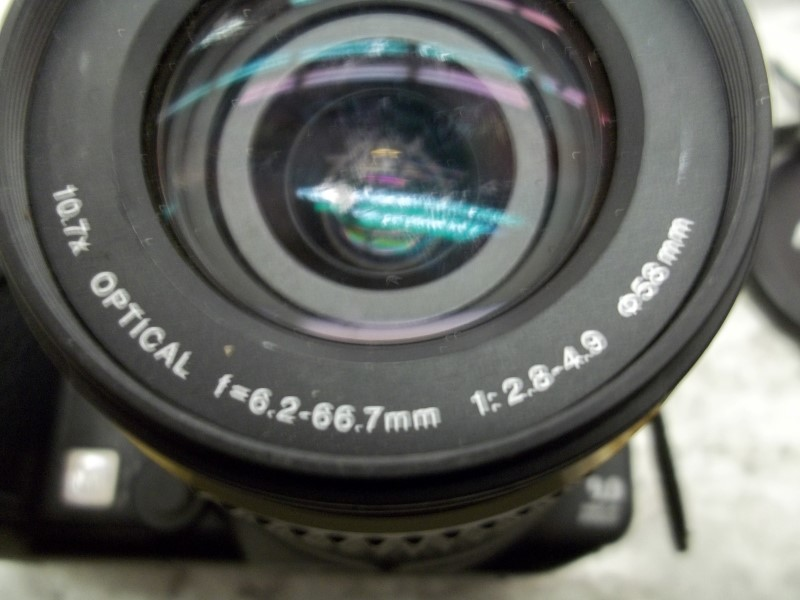 FUJIFILM FINEPIX S9100 9MP 10.7 OPTICAL