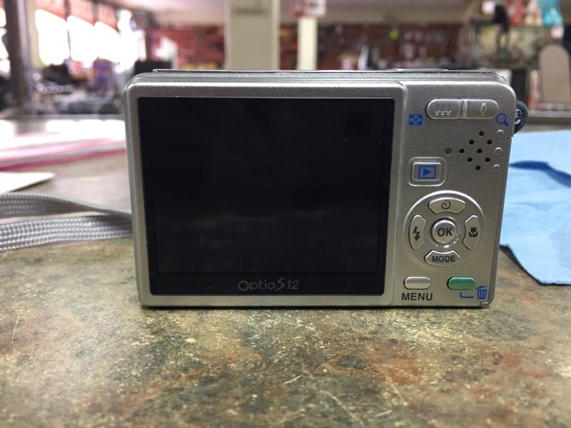PENTAX Digital Camera OPTIO S12