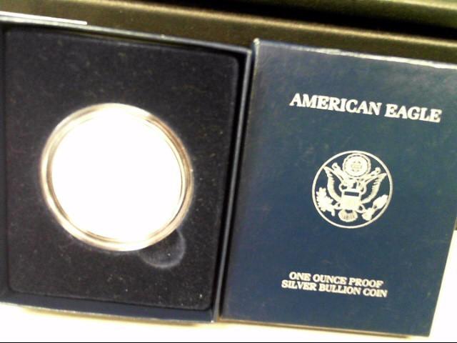 UNITED STATES Silver Coin 2008 AMERICAN SILVER EAGLE