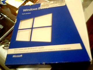 MICROSOFT Computer Accessories WINDOWS 8.1 PRO