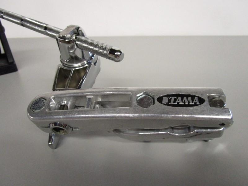 TAMA MCA63EN CYMBAL CLAMP WITH BOOM ARM, QUICK-SET TILTER, FASTCLAMP