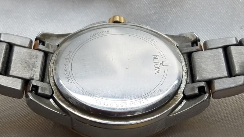 BULOVA Lady's Wristwatch C4601018