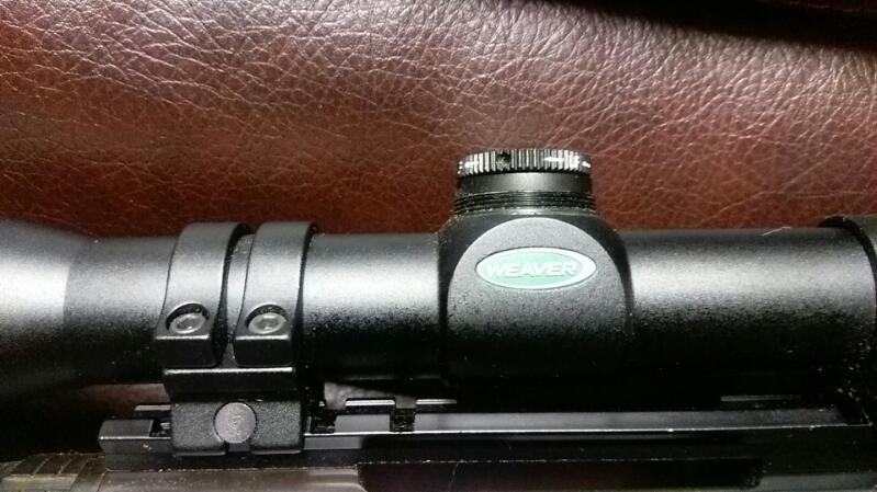 MARLIN FIREARMS Rifle X7