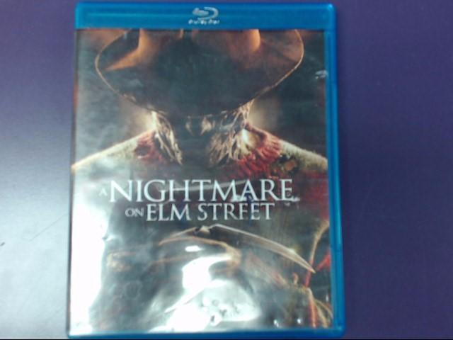 BLUE-RAY MOVIE: NIGHTMARE ON ELM STREET
