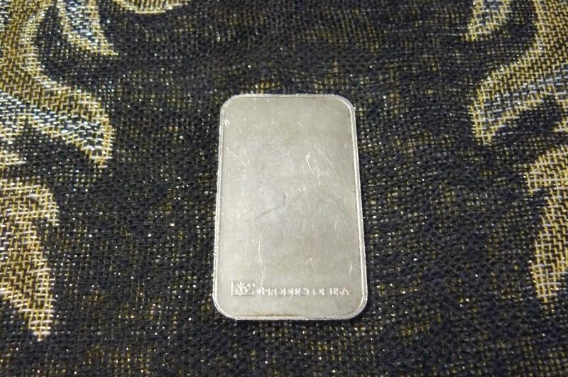MADISON MINT Silver Bullion LIBRA .999 FINE SILVER ONE OUNCE