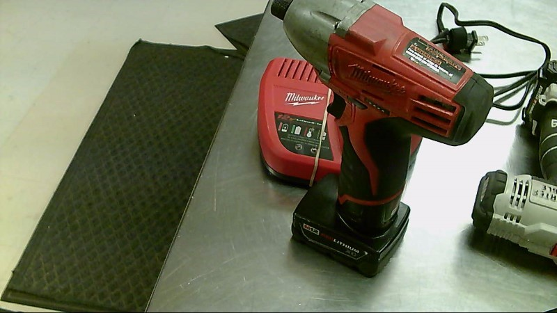 MILWAUKEE Impact Wrench/Driver 24500-20