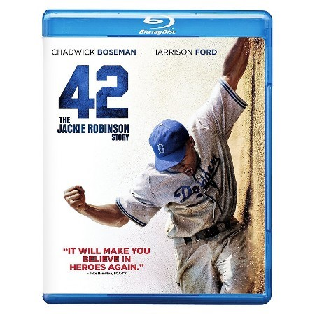 BLU-RAY 42 THE JACKIE ROBINSON STORY