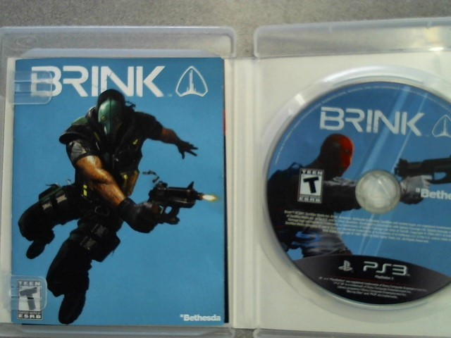 Sony PlayStation 3 Game BRINK