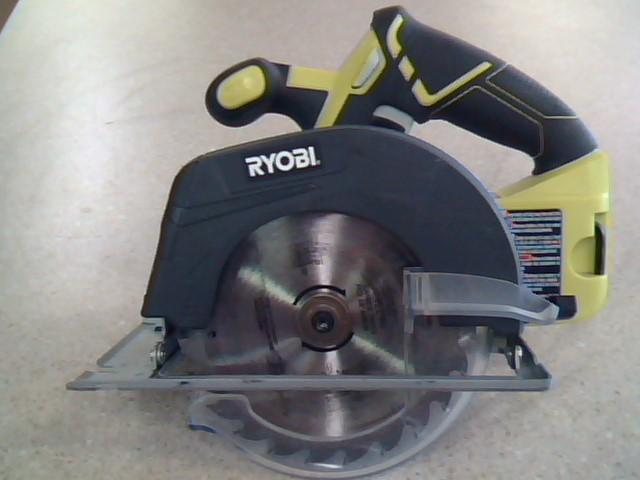 RYOBI 18V Circular Saw P507 TOOL ONLY