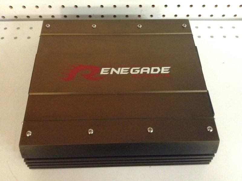 RENEGADE Car Amplifier REN850S