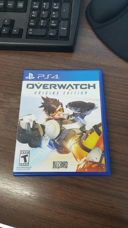 Overwatch: Origins Edition (Sony PlayStation 4, 2016) PS4