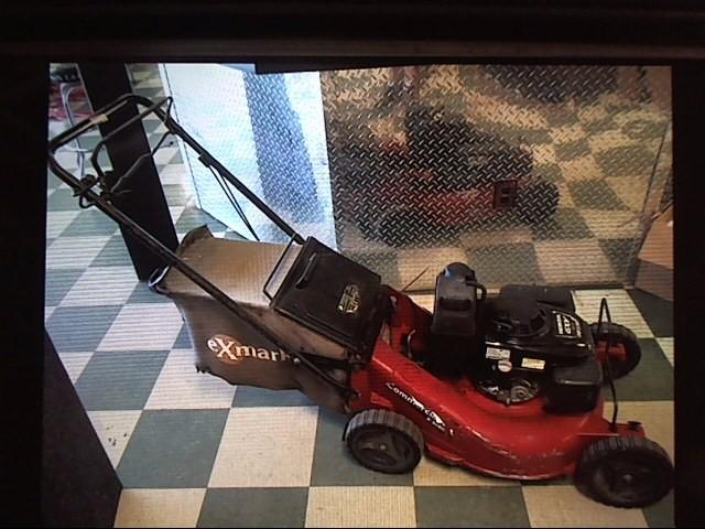 EXMARK Lawn Mower ECXHNBBC21