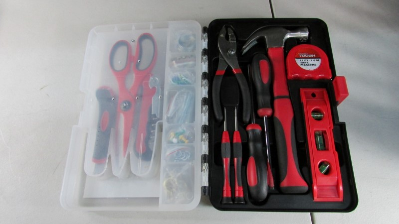 HYPER TOUGH 11-PIECE COMBINATION TOOL SET
