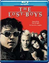 BLU-RAY MOVIE Blu-Ray THE LOST BOYS