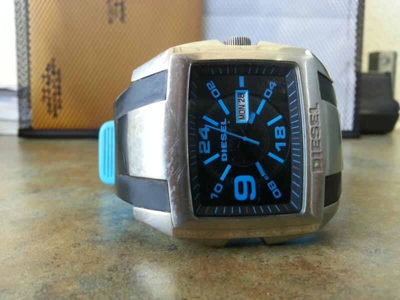 DIESEL Gent's Wristwatch DZ-4287