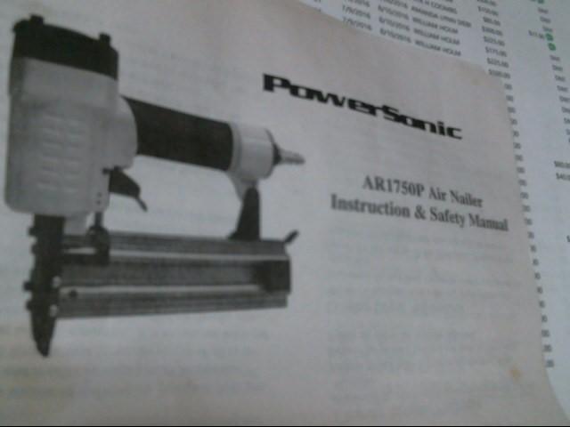 """POWERSONIC """"One of a kind"""" AR1750P AR1750P"""