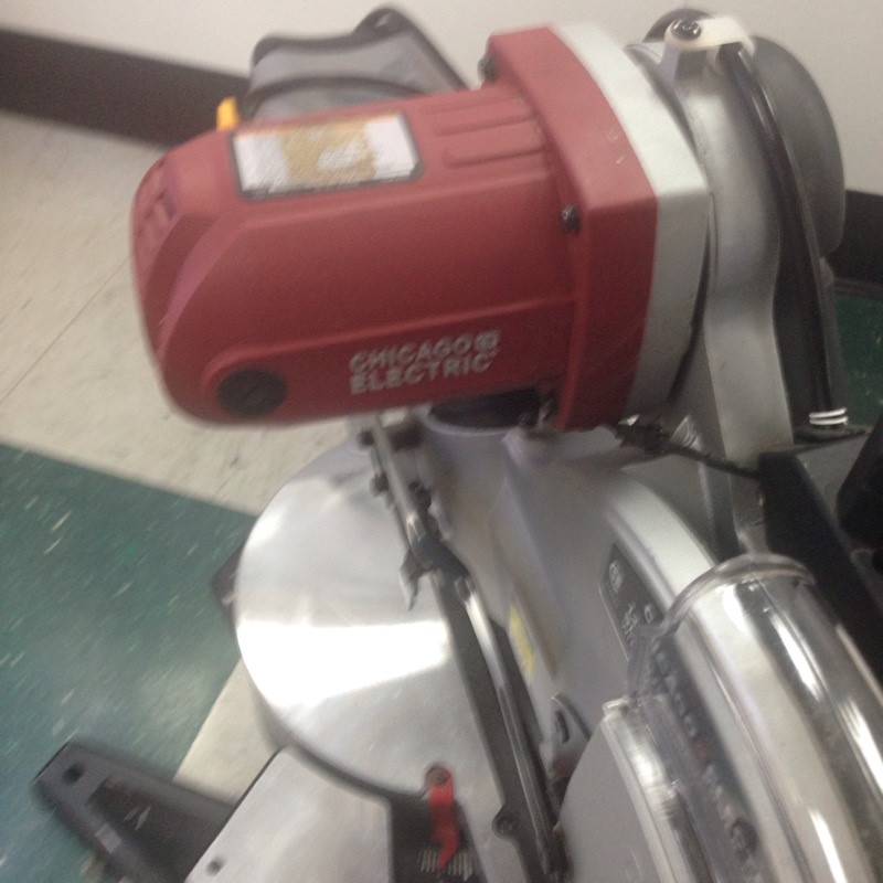 CHICAGO ELECTRIC MITER SAW MODEL 69684