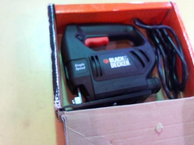 BLACK&DECKER Jig Saw 7552 JIGSAW
