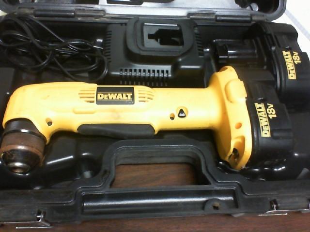DEWALT Angle Drill DW960