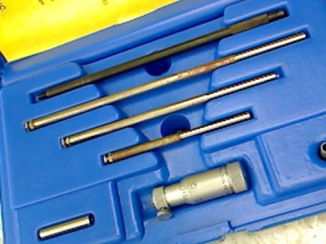 CENTRAL TOOLS INSIDE MICROMETER