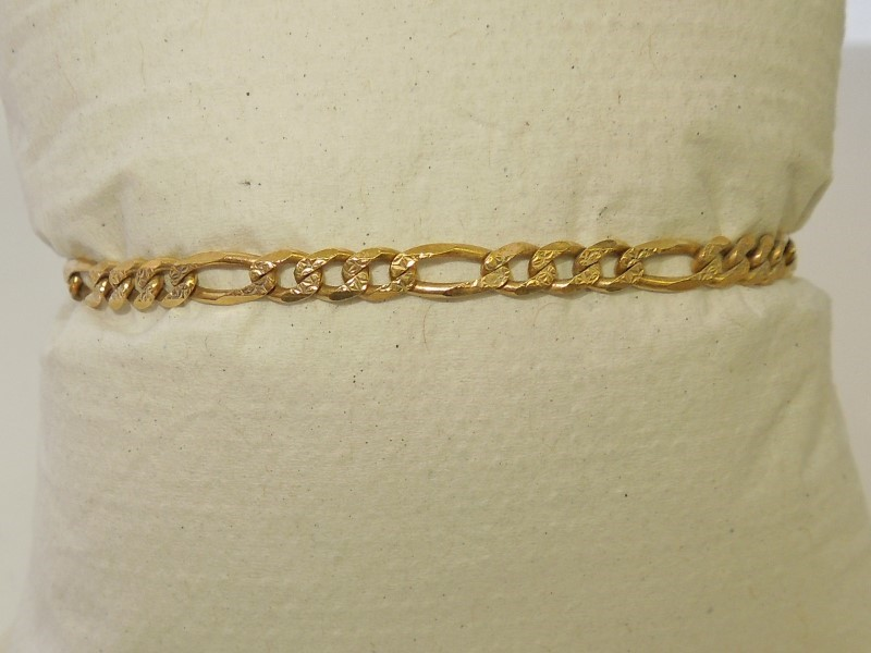 Gold Chain 18K Yellow Gold 6g