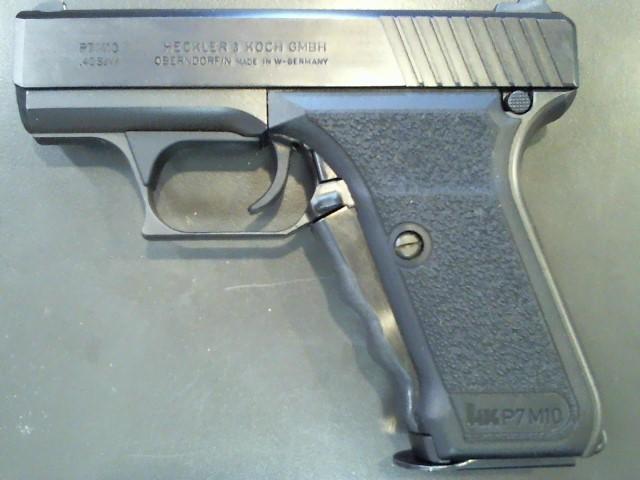 HECKLER & KOCH Pistol P7M10