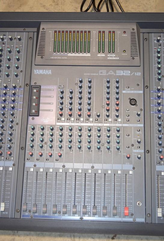 YAMAHA Mixer GA32-12