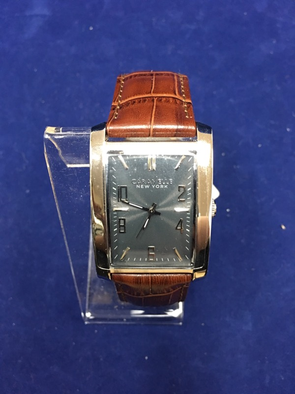 CARAVELLE BY BULOVA Gent's Wristwatch 43A119