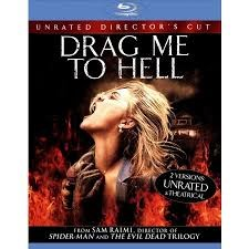 BLU-RAY DRAG ME TO HELL