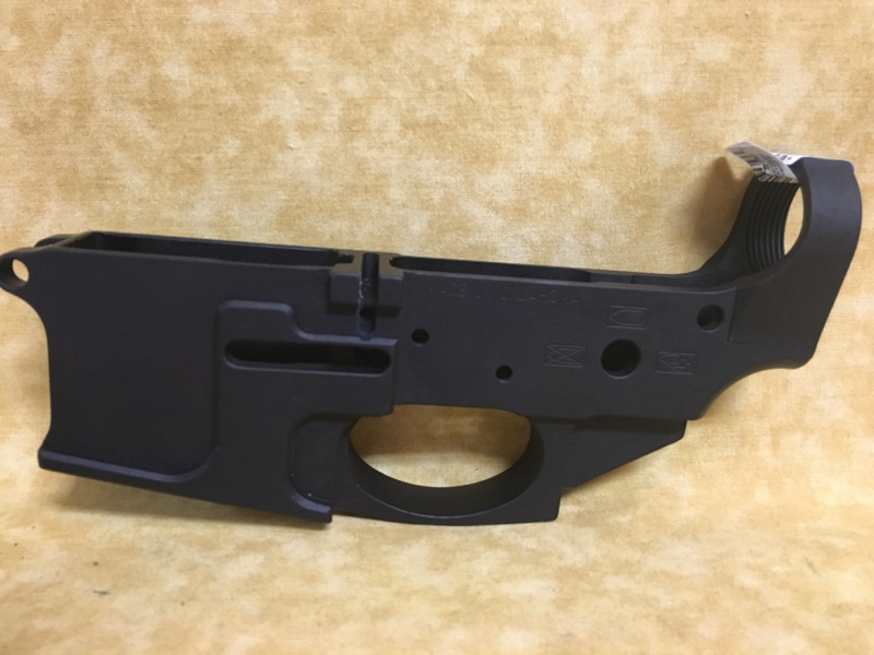 MKP ARMS LLC Receiver ST215 STRIPPED LOWER