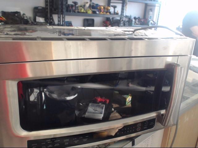 LG Microwave/Convection Oven LMV1813ST