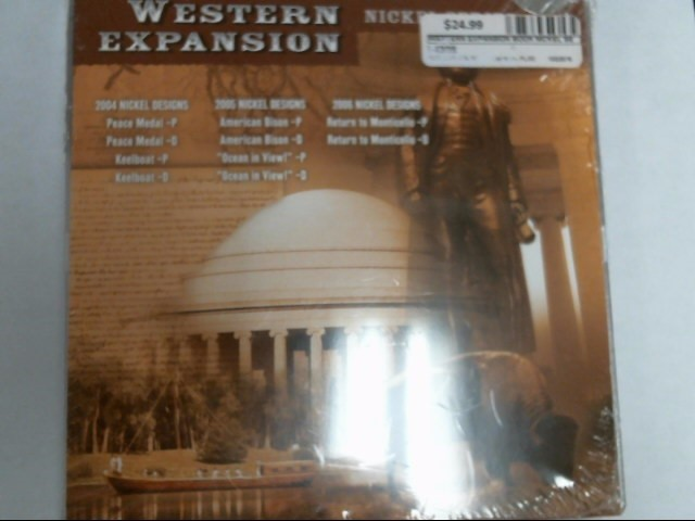 WESTERN EXPANSION Non-Fiction Book NICKEL SERIES