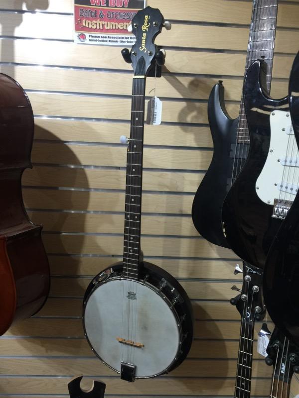 SANTA ROSA COMPANY Banjo KBJ10A