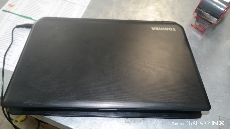 TOSHIBA Laptop/Netbook SATELLITE C55-B5101