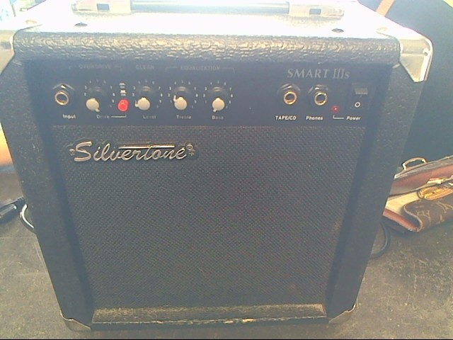 SILVERTONE Electric Guitar Amp SMART III S