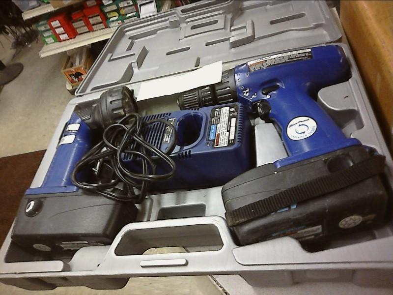 BLUE POINT Cordless Drill ETBNT1200KC