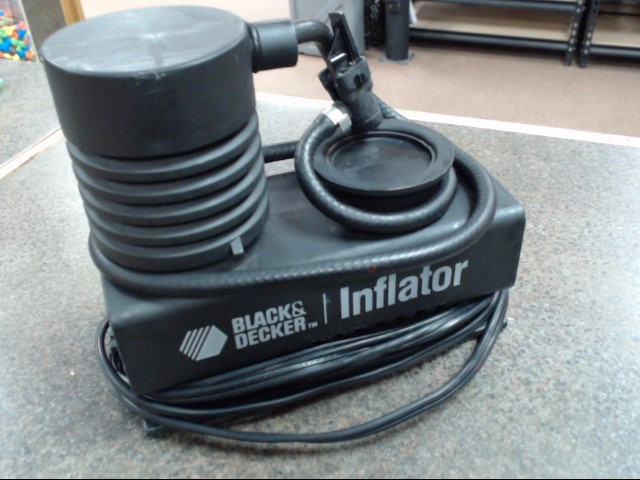 BLACK&DECKER INFLATOR