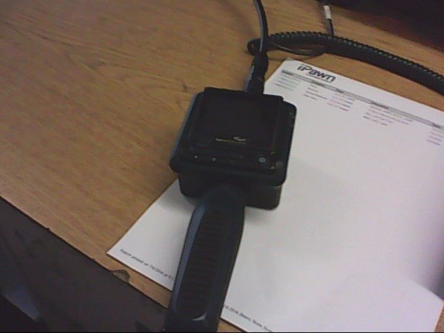 USED-WHISTLER  WIC-1229C CAMERA