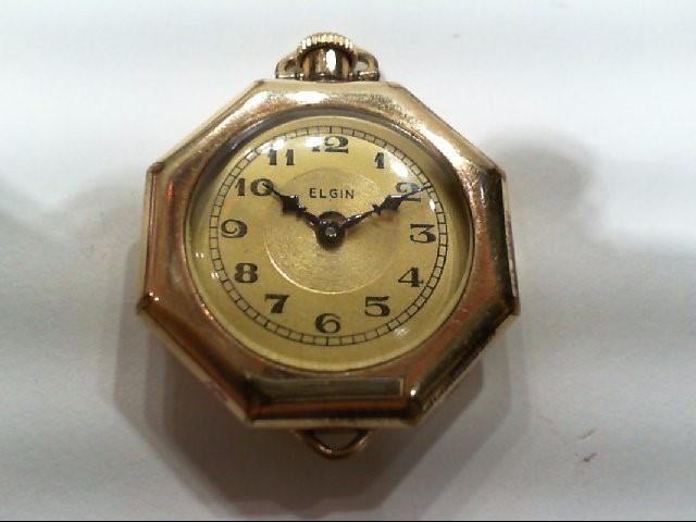 ELGIN Pocket Watch 1935