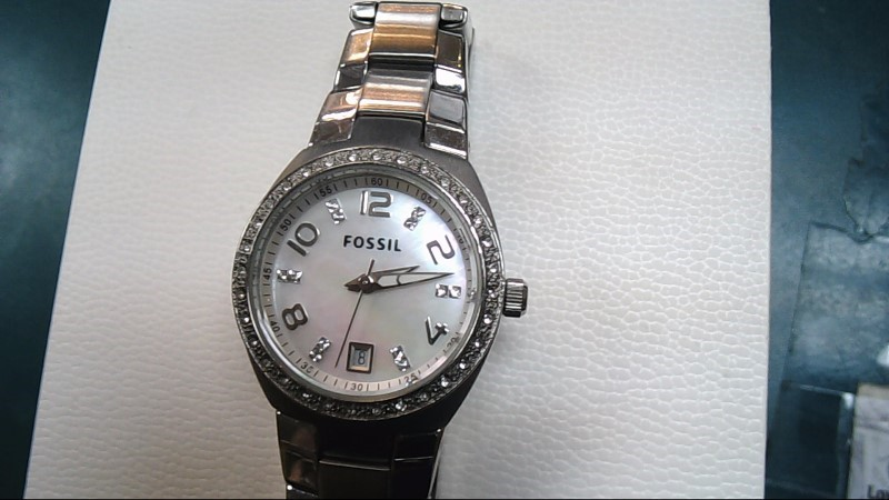 FOSSIL Lady's Wristwatch AM-4141