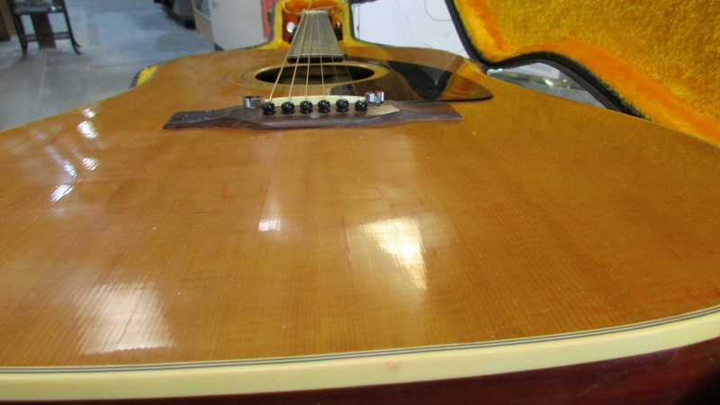 ARIA Acoustic Guitar 6712