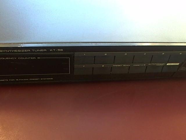 KENWOOD Amplifier KT56