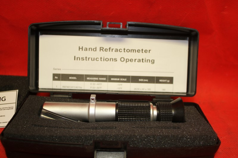 Ez Red B108 3 In 1 Refractometer