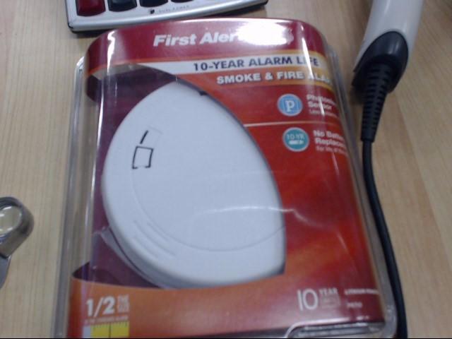 FIRST ALERT Panic Alarm SMOKE AND FIRE ALARMS