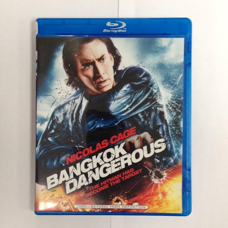 BANGKOK DANGEROUS BLU-RAY DVD (2008)