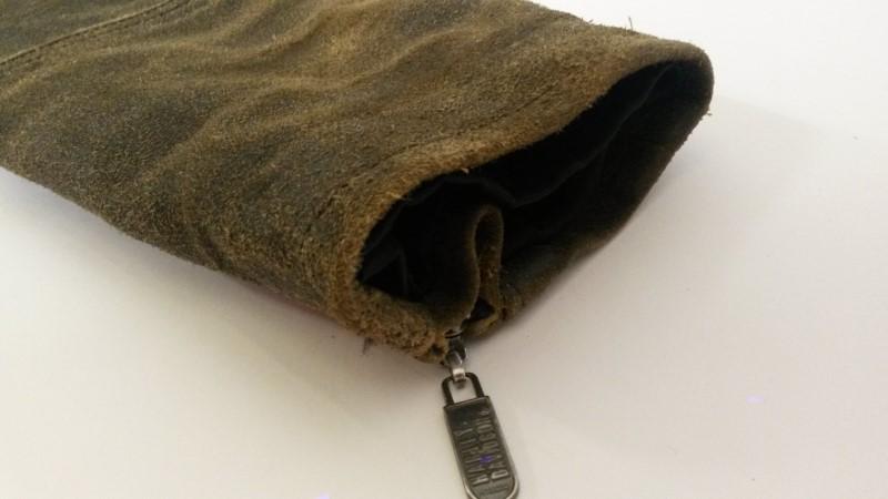 HARLEY DAVIDSON Coat/Jacket DISTRESSED BILLINGS LEATHER JACKET