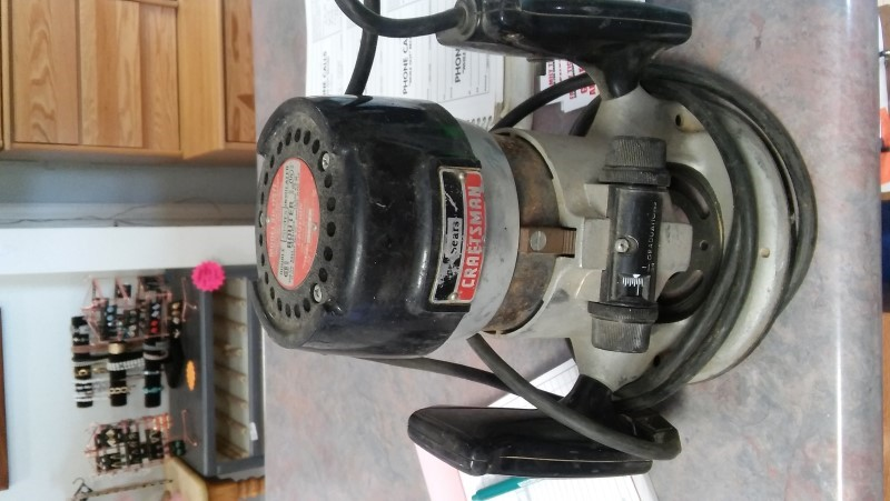 CRAFTSMAN Router 1748 ROUTER