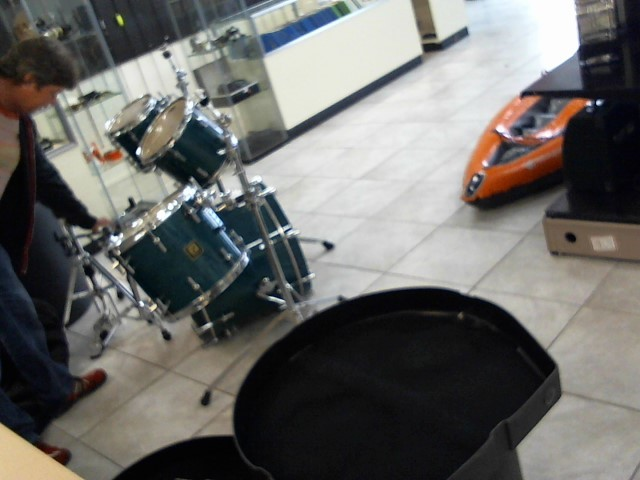 SONOR Drum Set DELITE
